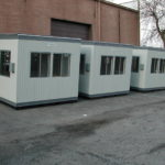 Guard Booths ready for shipping