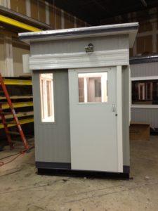 4 x 6 Guard Booth-Plan B-Upgraded