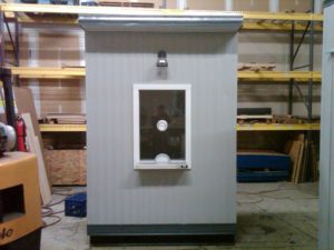 4 x 6 Ticket Booth-Standard