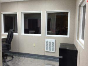 8 x 12 Guard Booth-Plan B-Interior