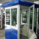 5 x 5-Guard Booth-Standard