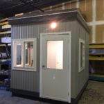 8 x 10 Guard Booth Restroom-Duke Energy