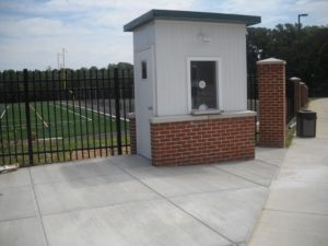 4 x 6 Custom Ticket Booth