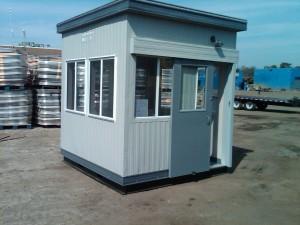 8x8 Operator Booth-sliding-door-Gershaw Recycling