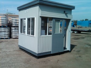 8x8 Operator Booth-sliding-door-Gershaw Recycling